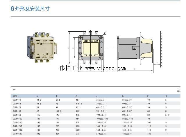 cj20-10,cj20交流接触器